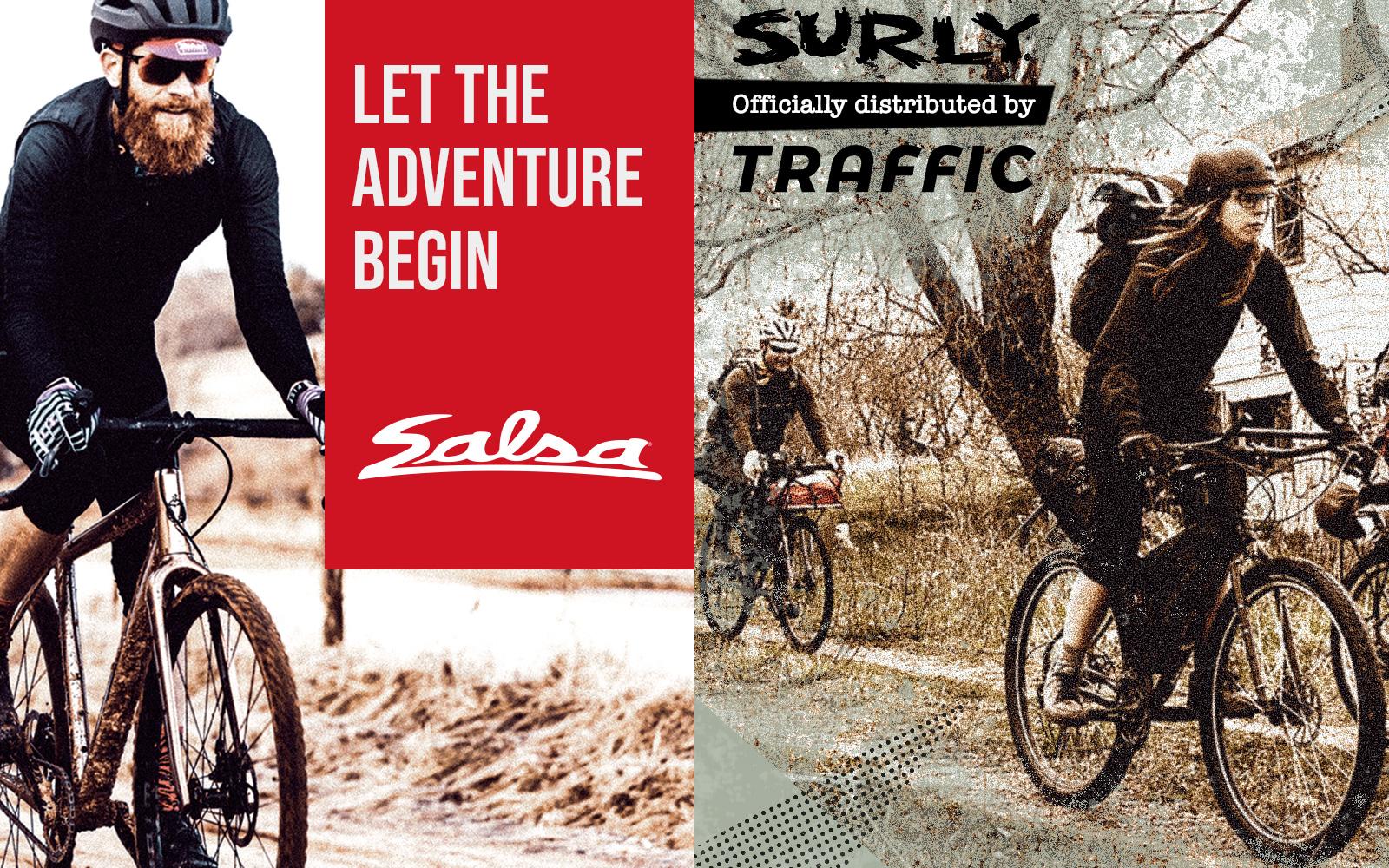 Traffic Distribution Surly Salsa